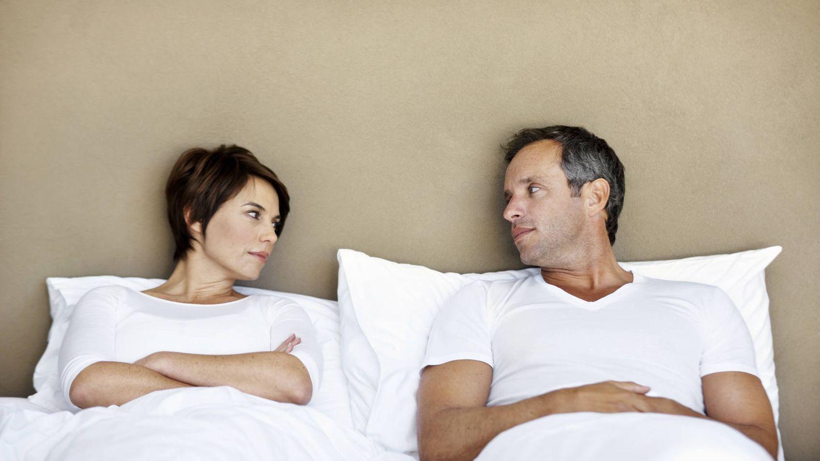 Foto: La falta de testosterona afecta al humor y la libido. (iStock)