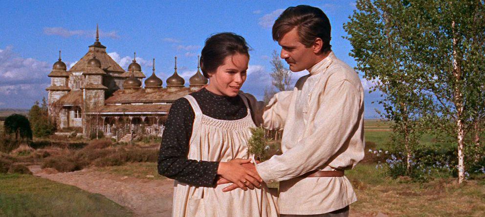 Foto: Fotograma de la adaptación cinematográfica del libro de Pasternak