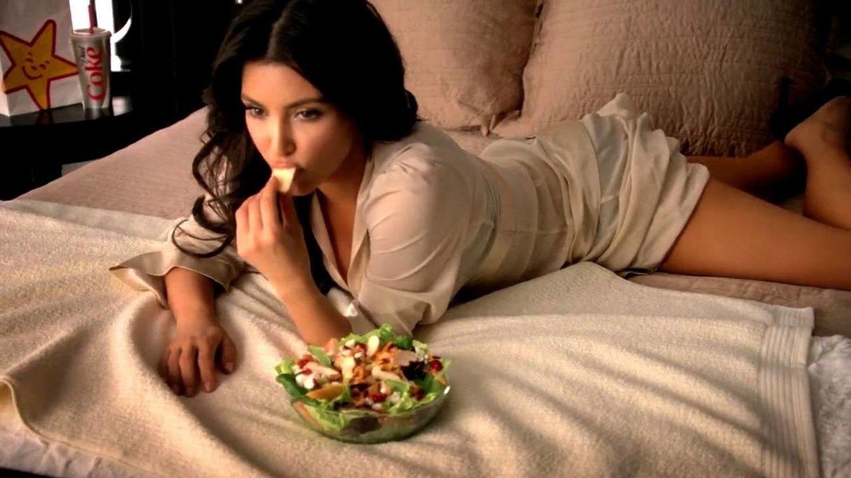 La 'app' con la que saber dónde y qué comen 'celebs' como Kim Kardashian