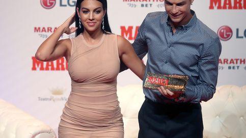 Georgina Rodríguez se marca un look a lo Kardashian en su vuelta a Madrid