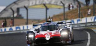 Post de Dominio absoluto de Alonso en los primeros entrenamientos de las 24 horas de Le Mans