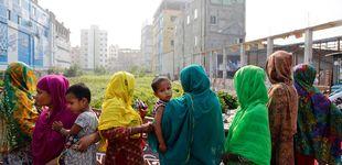 Post de Las víctimas de la gran tragedia textil de Bangladesh siguen exigiendo justicia