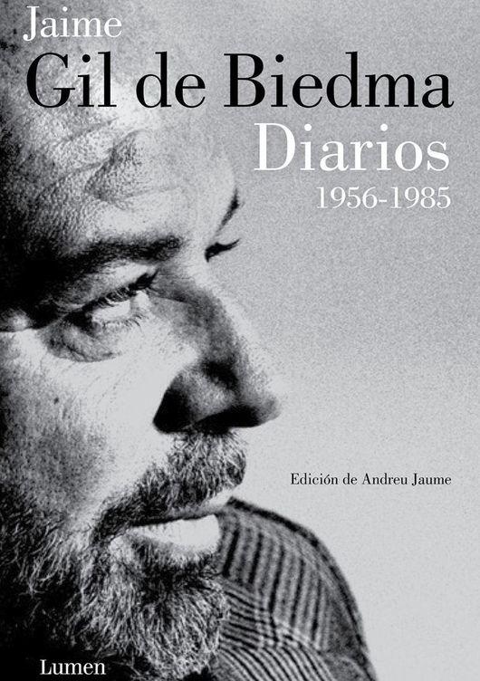Foto: 'Diarios', de Jaime Gil de Bidma