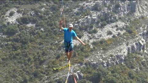 Equilibrismo sobre los Alpes