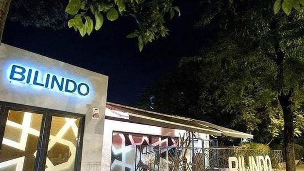 Foto: Entrada de la discoteca Blindo, en Sevilla. (Tripadvisor)