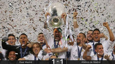 Los once metros llevan al Real Madrid a la Undécima y rompen el alma del Atleti