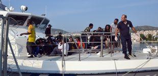 Post de Más de medio millar de migrantes llegan en un día a la isla griega de Lesbos