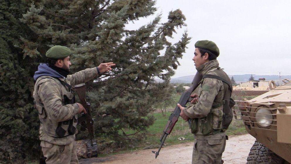 Un día en el frente turco de Siria: el último capítulo de la guerra más cruel