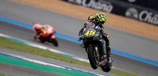 Post de El disgusto de Valentino Rossi, su rencor a Marc Márquez y los tres mundiales que