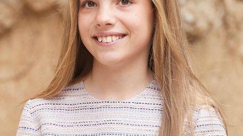 Los 12 años de Sofía de Borbón: risueña, espontánea y el bálsamo para Letizia