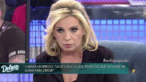 Carmen Borrego 'se vende' a 'Sálvame okupa' tras plantar a 'Sálvame'