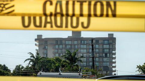 Derriban la parte que aún quedaba en pie del edificio de apartamentos colapsado de Miami