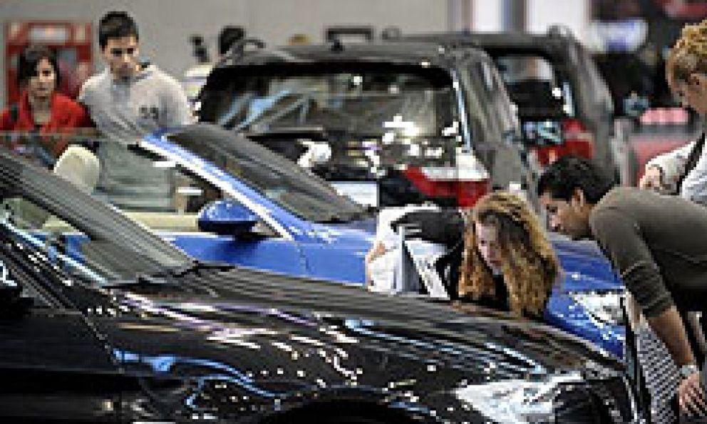 Foto: Las ventas de coches caen un 25,5% en noviembre y encadenan cinco bajadas seguidas