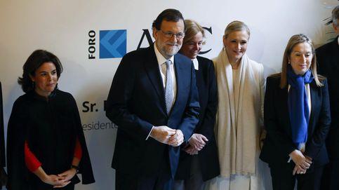 Los requiebros de Rajoy y los cabreos de Escotet
