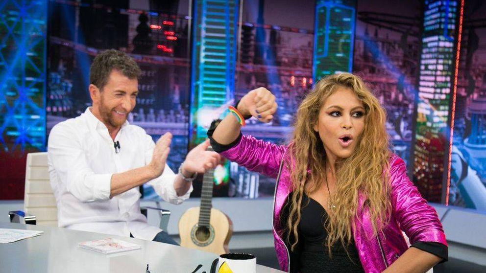 Paulina Rubio confirma en 'El Hormiguero' que será coach de 'La Voz'