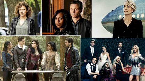 'Nashville', 'Scandal', 'House of cards' y otras series que se despidieron en 2018