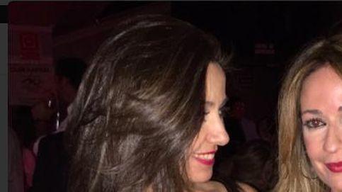 La polémica foto entre Carmen López y Olvido Hormigos