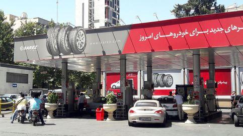 Contrabando de combustible en Irán