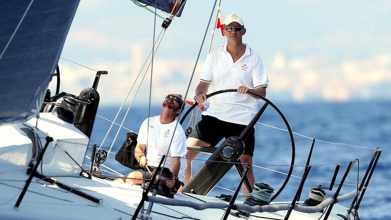 Genoveva, Michavila y empresarios del Ibex esperan a Felipe VI en la Copa del Rey