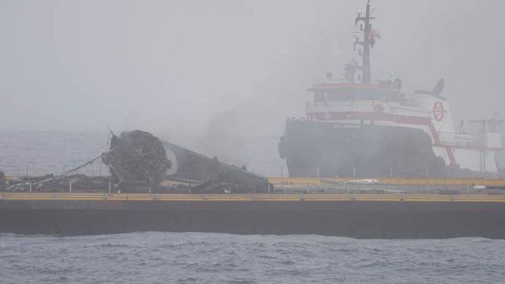 Hielo y fuego: las causas que han provocado el tercer fracaso de SpaceX
