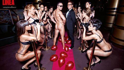 El desnudo integral de Alberto Isla para 'Primera Línea'