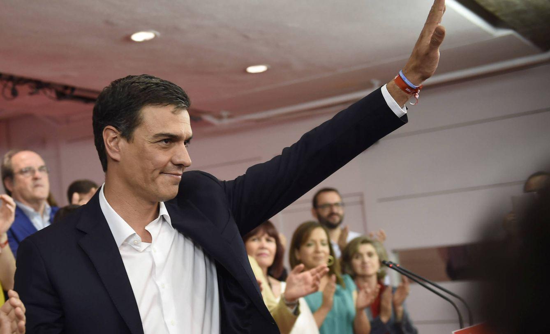 Foto: Pedro Sánchez (Gtres)