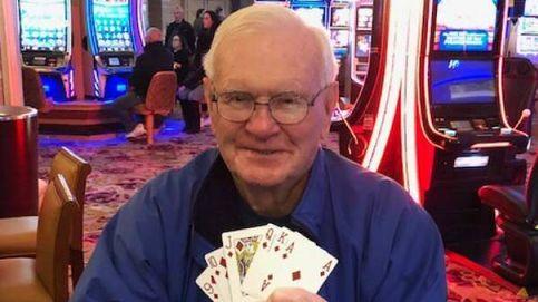 Lotería: gastó 5 dólares para celebrar la curación de su mujer y ganó un millón
