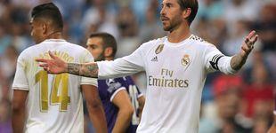 Post de Sergio Ramos es candidato a ser el mediocentro de emergencia en el Madrid