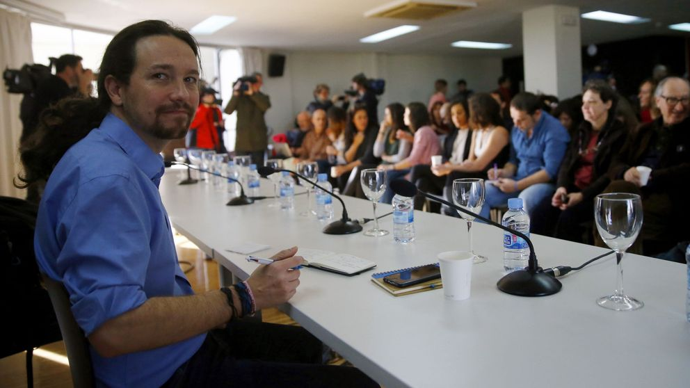 Iglesias y Errejón firman la paz y rescatan la máquina de guerra electoral para 2019-2020