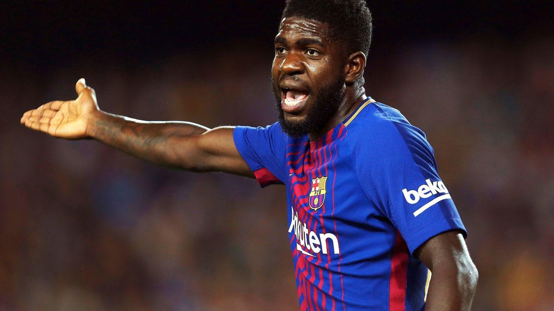 Umtiti, el central que seguirá en el Barça a pesar de no contar para Koeman