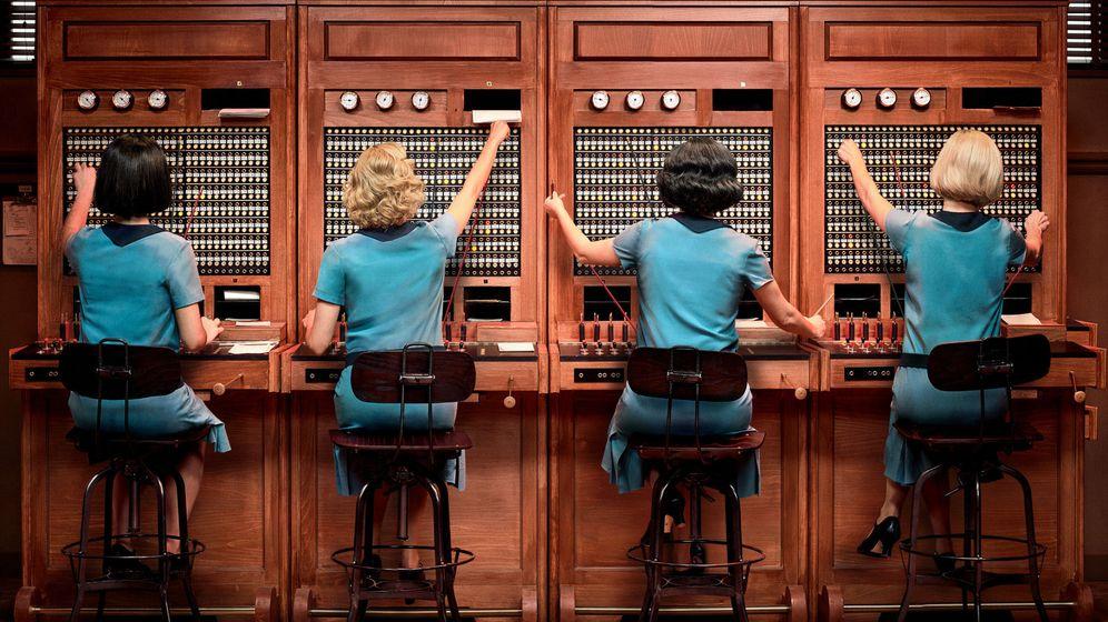 Foto: 'Las chicas del cable', pioneras en la ficción y en Netflix (EFE)