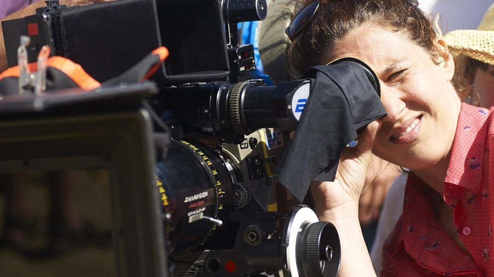 Foto: Manuela Burló Moreno en el rodaje de 'Cómo sobrevivir a una despedida'. (Efe)