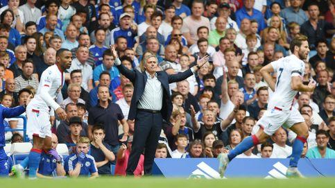 Mourinho celebra sus cien partidos en la Premier con su segunda derrota