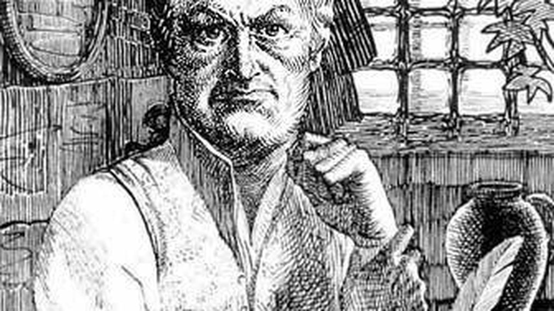 Retrato del marqués de Sade