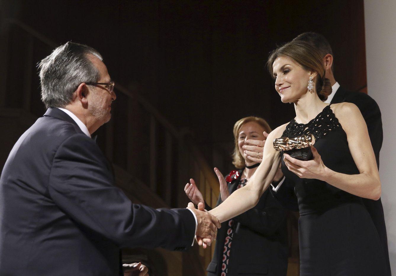 Foto: Los Reyes entregan los premios Mariano de Cavia, Luca de Tena y Mingote