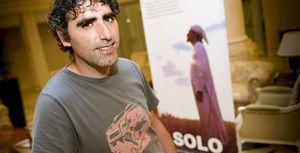 Un director filma sus propios brotes de esquizofrenia
