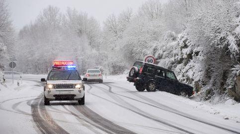 ¡Vuelve la nieve! Zonas en alerta y consejos para evitar quedar atrapados
