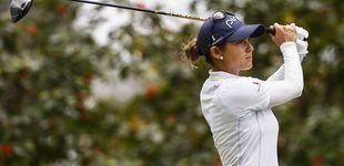Post de Punto y final al golf: Azahara Muñoz acaba con -2 y Carlota Ciganda, con +6