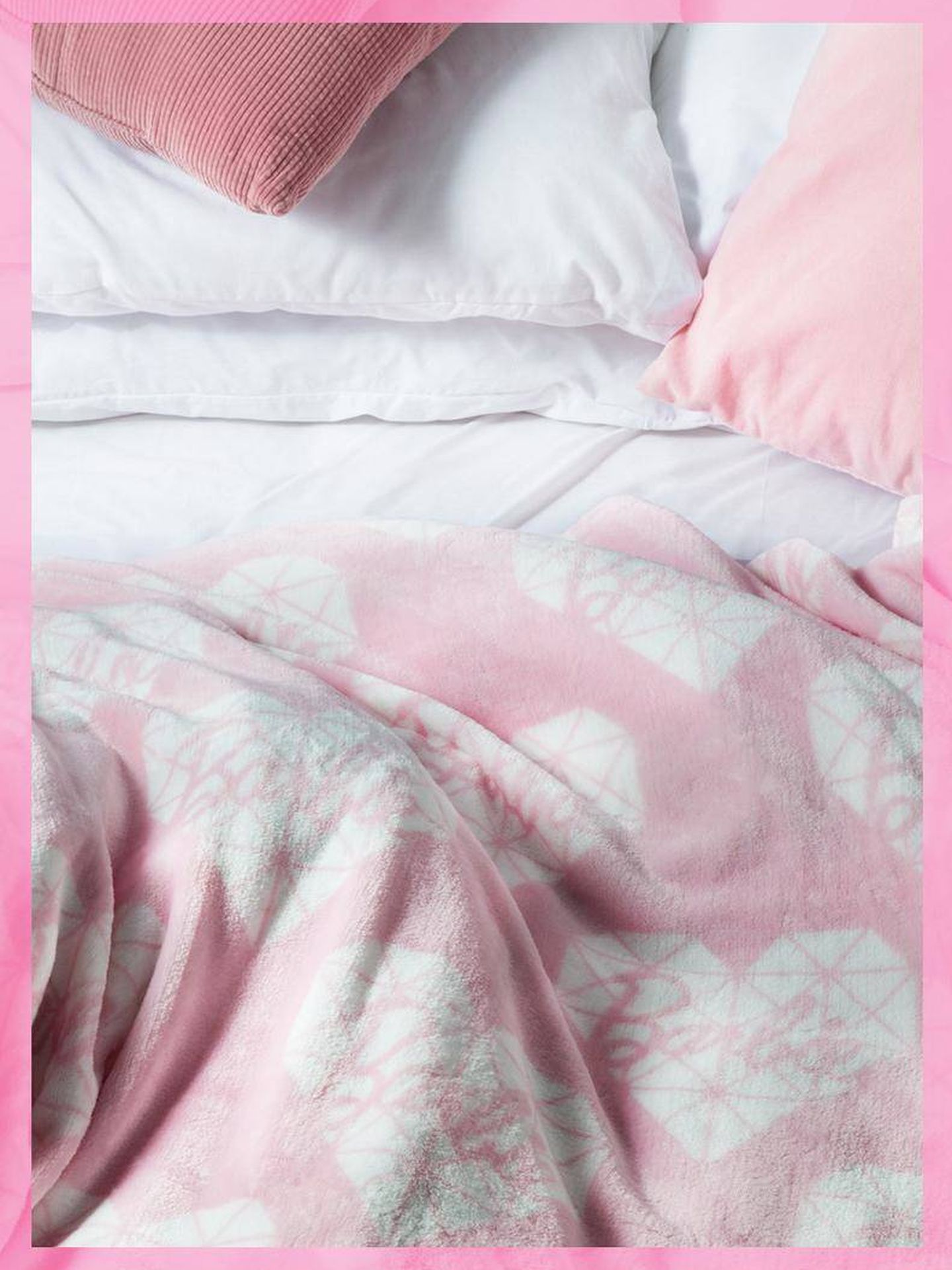 Manta de Barbie, disponible en Primark.