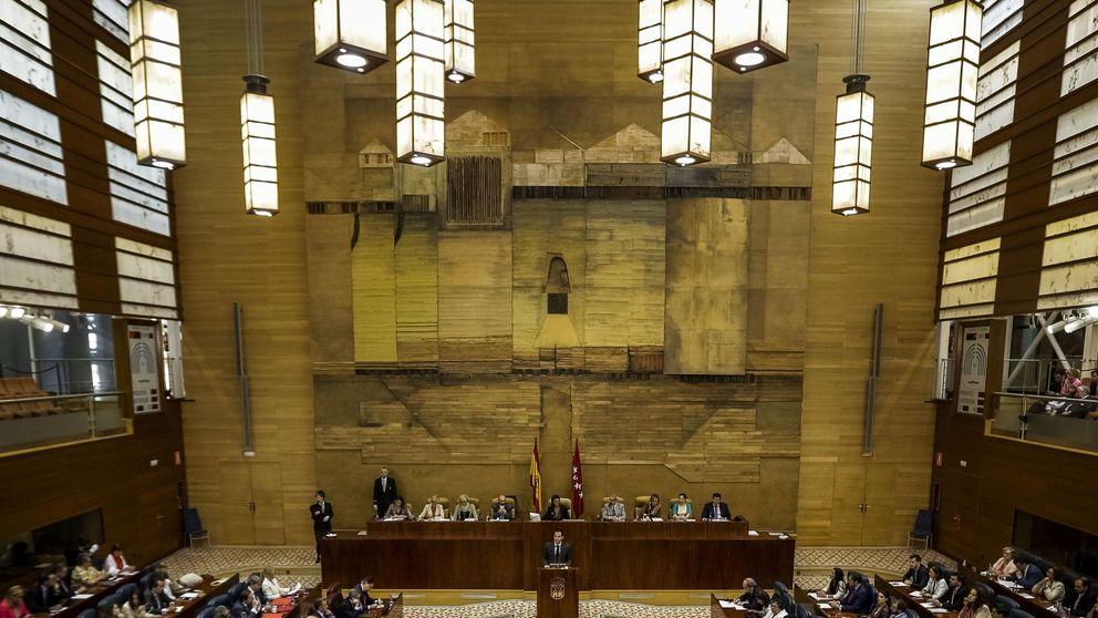 Los diputados no pueden saber si los jefes de la Púnica visitaron la Asamblea