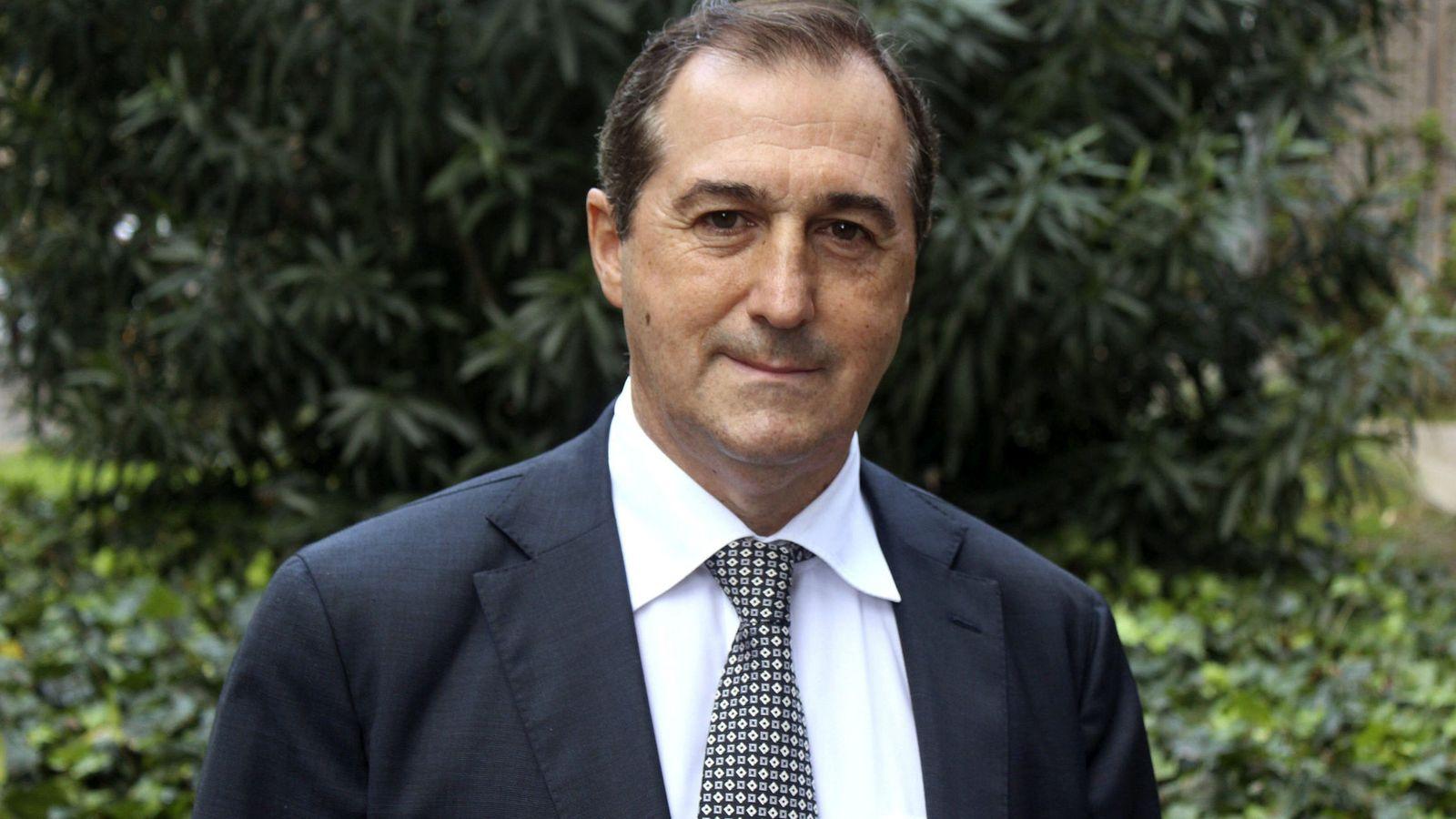 Foto: Eladio Jareño, abandona TVE. (EFE)