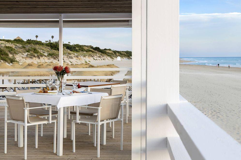 Foto: El Duna Beach ofrece la cocina más informal del chef del mar, Ángel León. (Cortesía)