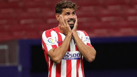 El Atlético medita vender a Diego Costa por su bajo rendimiento y la falta de ingresos