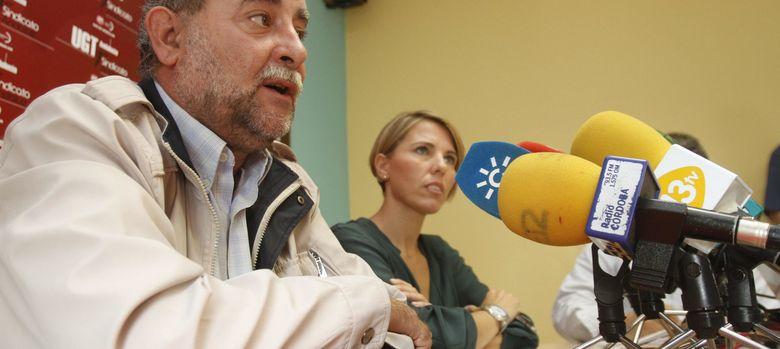 Foto: El secretario general UGT Andalucía, Francisco Fernández Sevilla (EFE)