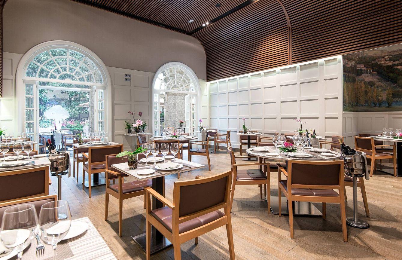 Navidad mont telo de lujo d nde puedes celebrar tu cena for Hotel vp jardin de recoletos