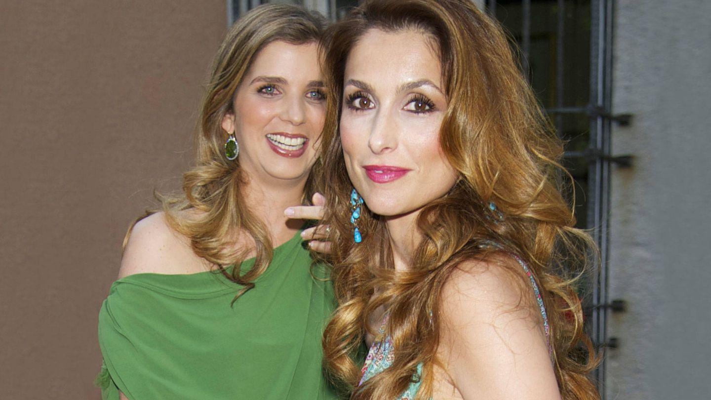 Margarita Vargas y Paloma Cuevas. (Getty)