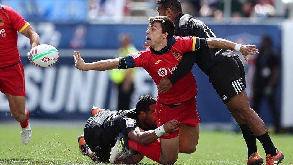 Los dos gestos del rugby de España que ponen la piel de gallina