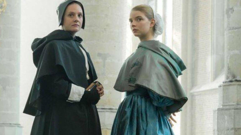 Romola Garai y Anya Taylor-Joy en una escena de 'The Miniaturist'