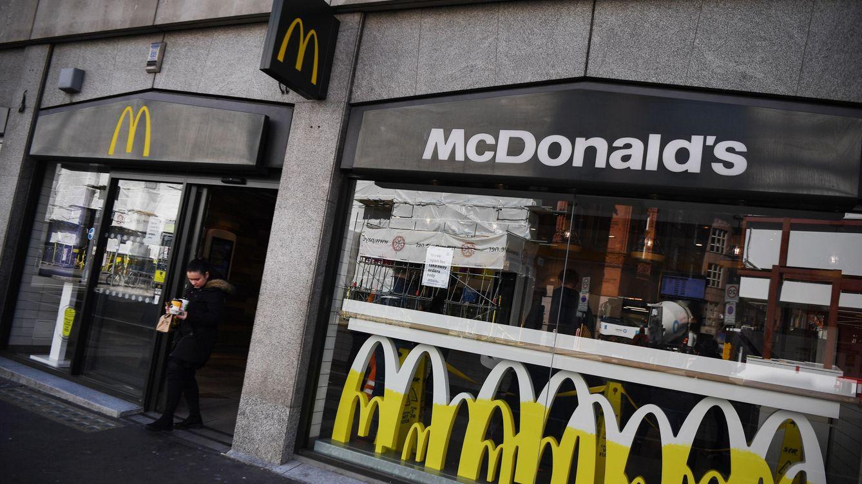 McDonald's se queda sin batidos y refrescos en el Reino Unido por falta de suministros