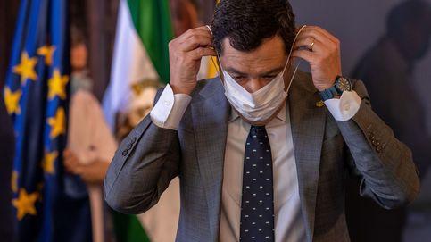 Andalucía retrasa a finales de agosto un Plan Renove en el segundo nivel de su Ejecutivo